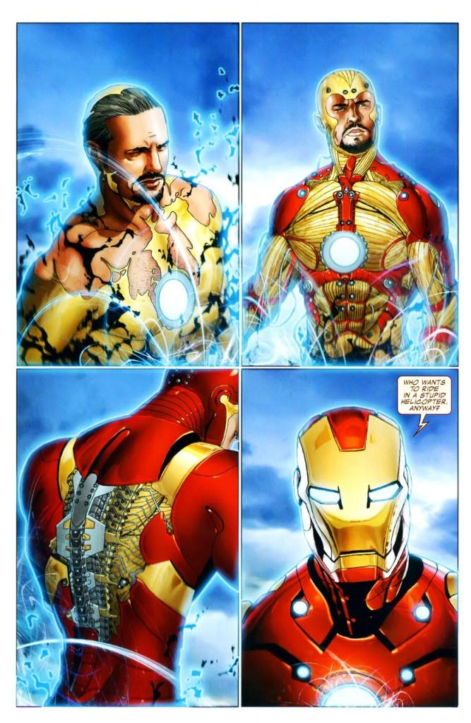 Ironman 2 - 1