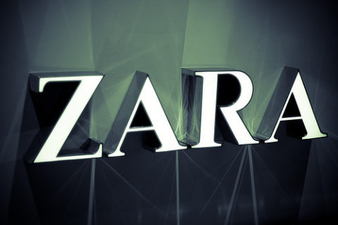 inspiredworlds.com | Lean Fashion – ZARA