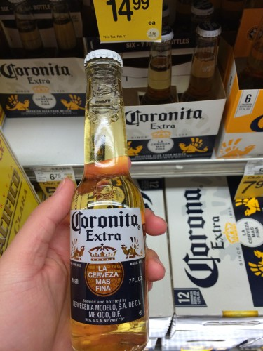 Mini coronas - coronitas!