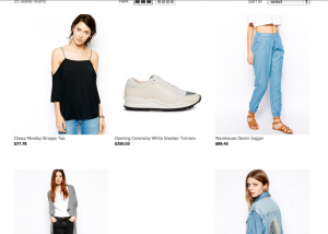 ASOS new products