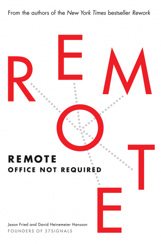 Remote: Office not required by 37 signals