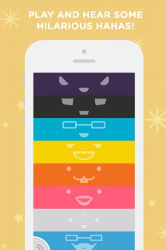 haha iphone app screenshots