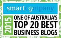 SmartCompany Top 20 Best Business Blogs
