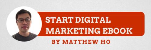 Start Digital Marketing ebook