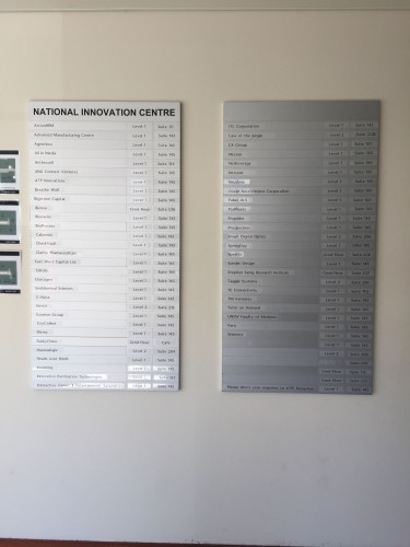 Australian Technology Park (ATP) National Innovation Centre Listing