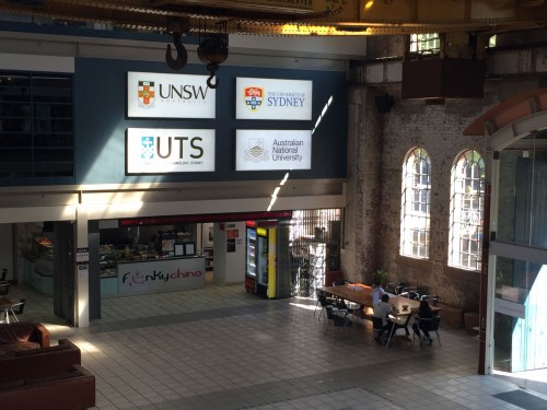 Australian Technology Park (ATP) National Innovation Centre Ground Floor Cafe