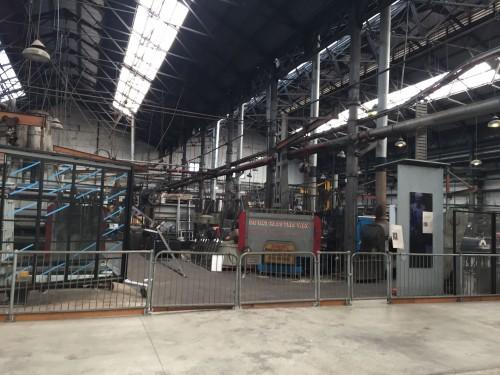 Australian Technology Park (ATP) Railway Workshop